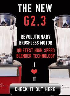 Optimum G2.3 Platinum Series Induction Blender