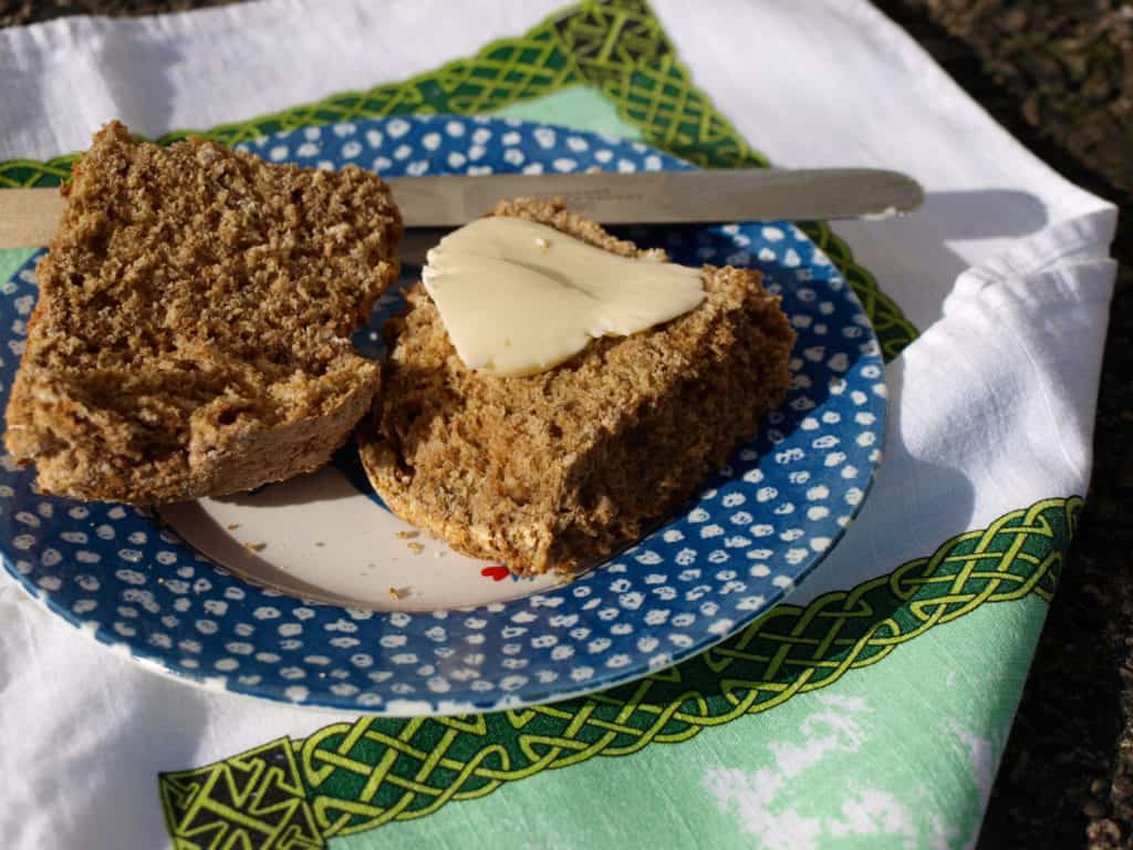 Wholemeal Irish Soda Bread