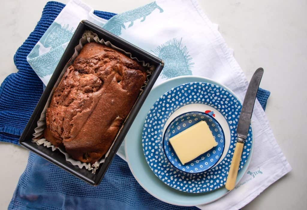 Bake up some Brilliant Blender Banana Bread